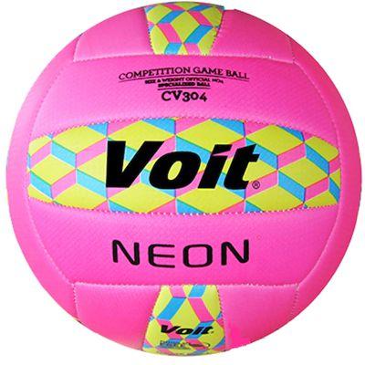 voit-cv304-neon-voleybol-topu-pembe