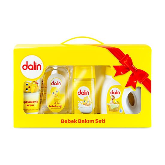 dalin-bebek-bakım-seti