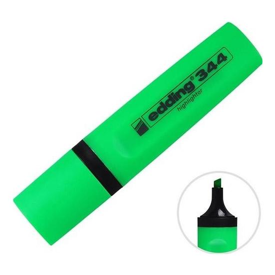 edding-fosforlu-kalem-5-li-yesil