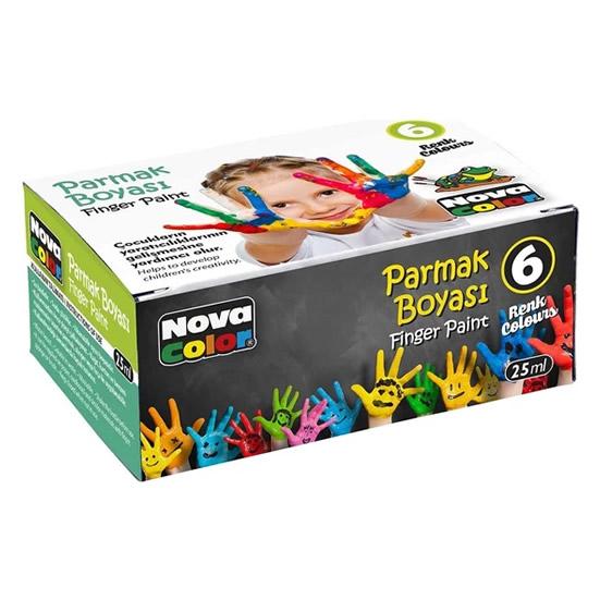 parmak-boyası-nova-color-6-lı