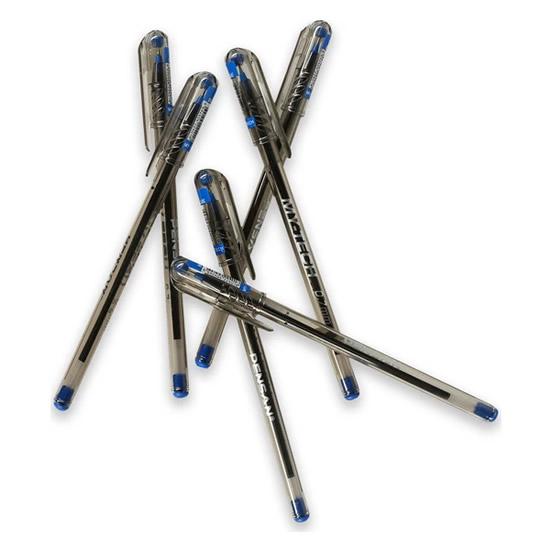 pensan-tukenmez-kalem-25-adet-0.7-mavi-4